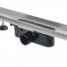Трап-лоток душевой  Aqua Ambient D50 без решетки CAPRICORN