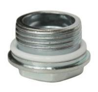 Переходник для нижнего подключения алюминиевого радиатора  GOLF