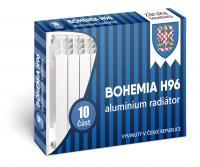 BOHEMIA 500 алюминиевый радиатор