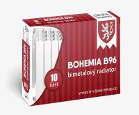 Биметаллический радиатор отопления 500x96 Bohemia 30bar