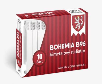 BOHEMIA 500 биметаллический радиатор