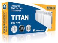TITAN 300/96 радиатор биметаллический