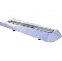 Трап-лоток душевой  с гидроизоляцией Aqua Ambient D50  CAPRICORN